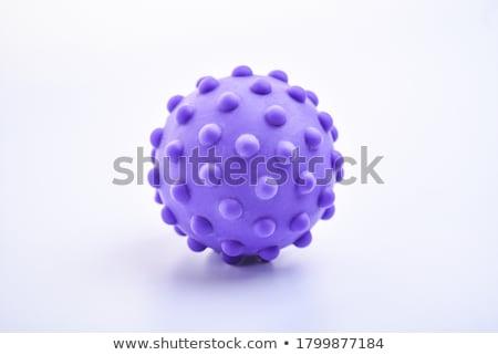 Baba labda aranyos ül réteges illusztráció Stock fotó © DzoniBeCool