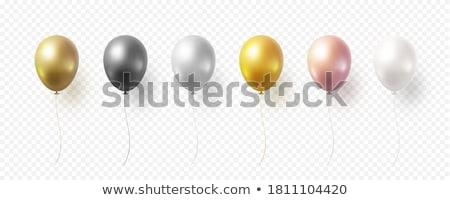 party baloons stock photo © darkves