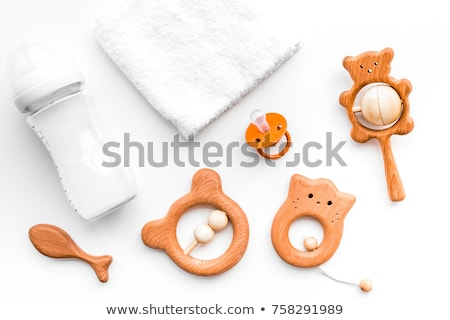 Baby accessories Stock photo © przemekklos