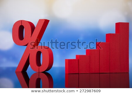 percent sign natural colorful tone stock photo © janpietruszka