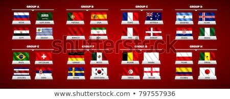 switzerland and egypt flags stock photo © istanbul2009