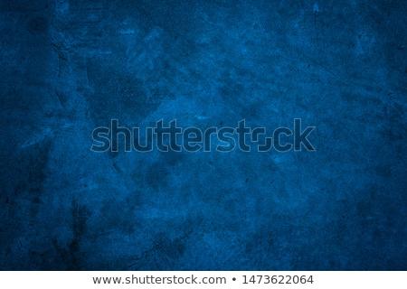 Parlak mavi grunge çerçeve dizayn arka plan Stok fotoğraf © gladiolus