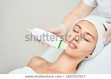 Cleaning procedures for the body Stock photo © koldunov