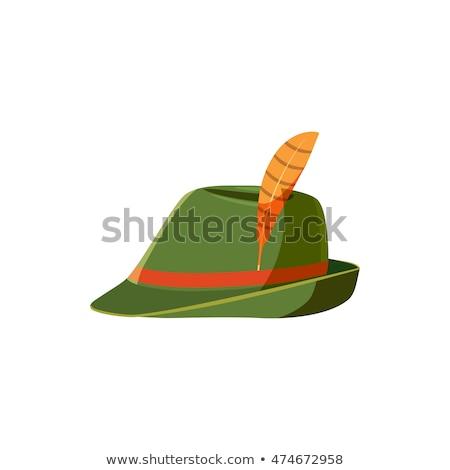 Alpine hat Stock photo © Digifoodstock