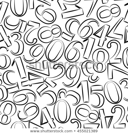 Four educational seamless patterns vector collection. Back to sc Stock photo © pashabo
