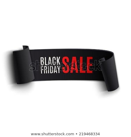 black · friday · venda · abstrato · bolha · distintivo · modelo - foto stock © molaruso