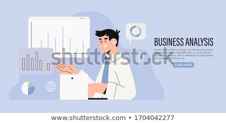 банкротство услугами бизнеса эскиз иллюстрация Сток-фото © tashatuvango