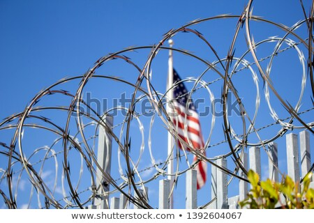 Illegal Immigration United States Stock photo © Lightsource