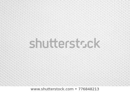 Textur Stoff abstrakten Hintergrund Kleidung Stock foto © OleksandrO