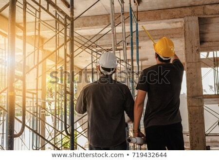 Home Construction Law Stock photo © Lightsource