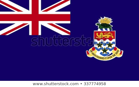 Flag of the Cayman Islands  Stock photo © grafvision