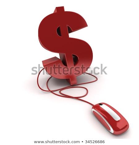 ecommerce · computermuis · geld · home · muis · technologie - stockfoto © rufous