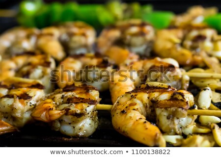 royal prawns stock photo © ruslanomega