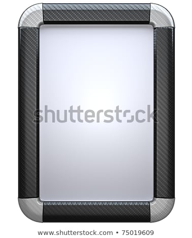 Carbon Fibre Lightbox Stok fotoğraf © Arsgera