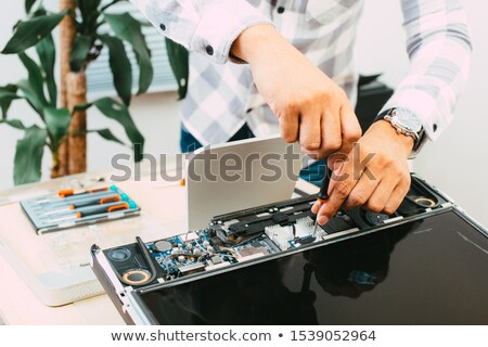 computer reparation service Stock photo © photography33