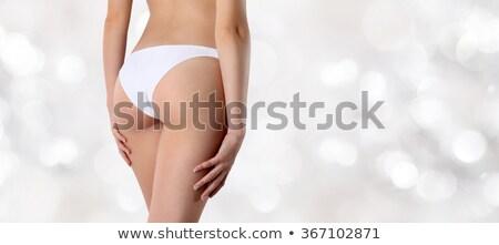 美しい · 女性 · ボディ · ぼやけた · 健康 · 乳がん - ストックフォト © nobilior