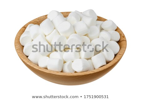 doce · isolado · branco · fundo · azul · diversão - foto stock © broker