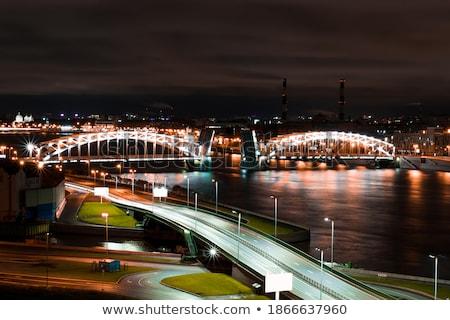 удивительный · мнение · Storm · город · пейзаж · фон - Сток-фото © luckyraccoon