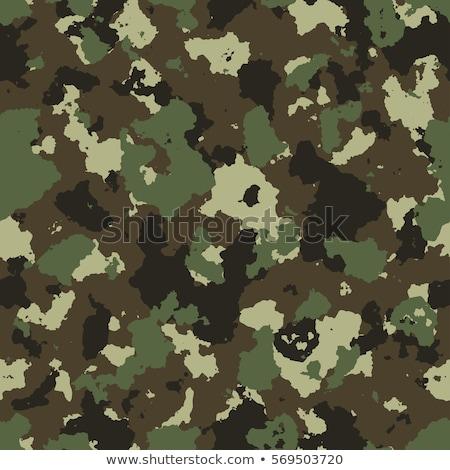Zomer camouflage naadloos textuur digitale abstract Stockfoto © tashatuvango