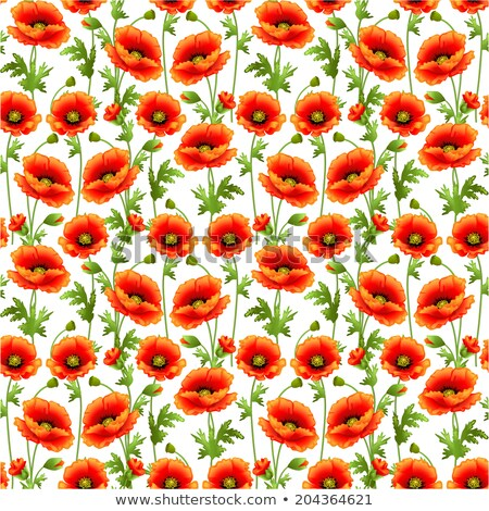 bright background with flowers makadlya packaging Stock photo © yurkina