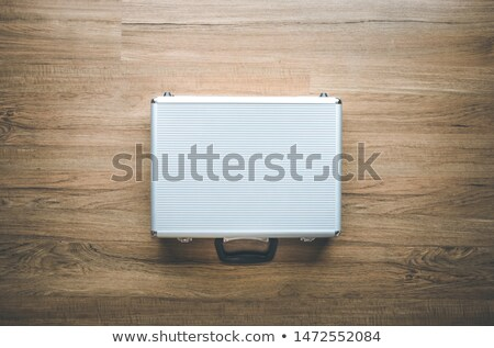 detective briefcase on the floor stock photo © stokkete