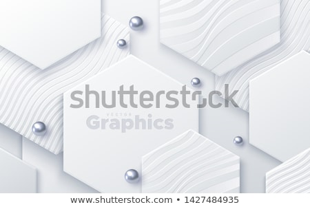 Abstract geometric background. Vector illustration engraving. triangle stock photo © wywenka