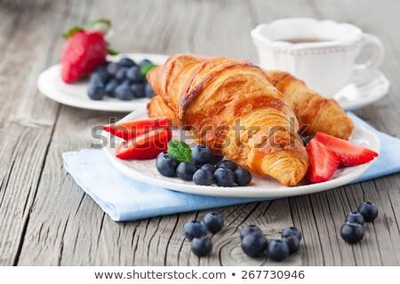 Breakfast pastry Stock photo © Digifoodstock