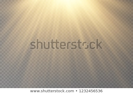 Hemels zon zonlicht wolken wolk donkere Stockfoto © ca2hill