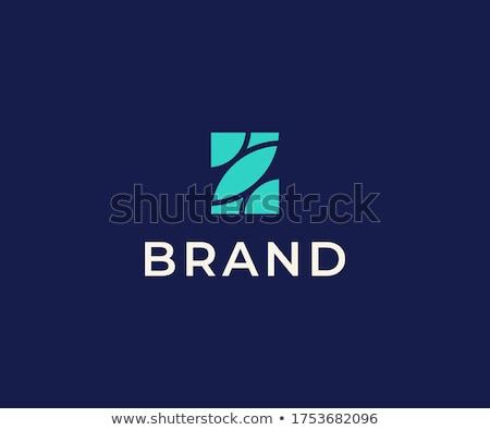 creativa · carta · icono · resumen · diseño · de · logotipo · vector - foto stock © chatchai5172