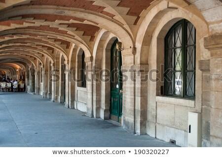 Place des Vosges Stock photo © hsfelix