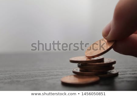 Penny Pinching Stock photo © icemanj