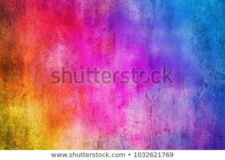 abstract watercolor stain background in bright colors Stock photo © SArts