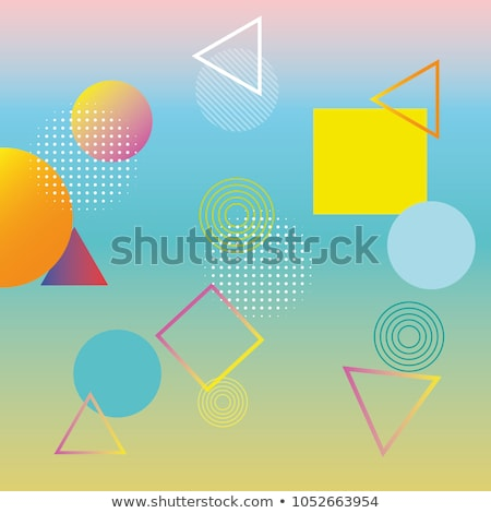 Abstract background with half tone effect, vector illustration. Stock photo © kup1984