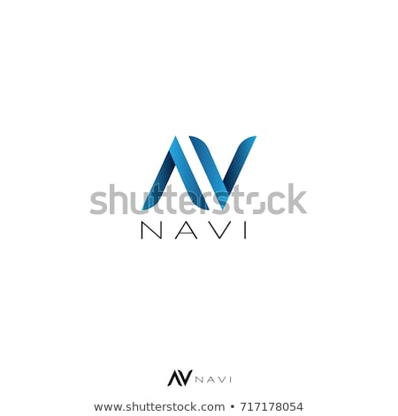 письме логотип шаблон воздуха стрелка дизайна Сток-фото © taufik_al_amin