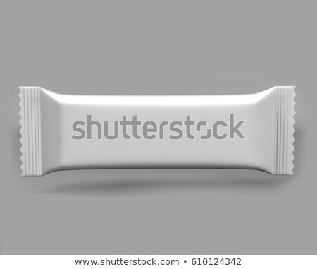 blank product packaging wrapper mockup Stock photo © SArts