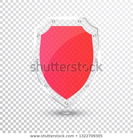 szerzői · jog · védelem · grafikai · tervezés · sablon · vektor · izolált - stock fotó © olehsvetiukha