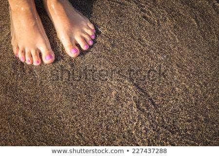 裸 女性 海 気楽な 少女 ストックフォト © artfotodima