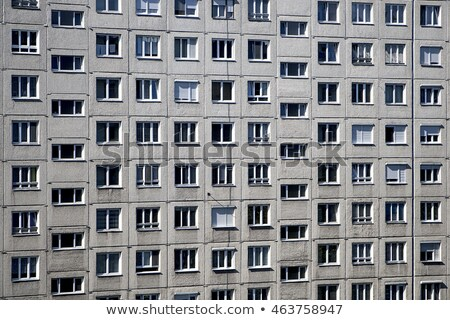 socialistic architecture in budapest stock photo © spectral