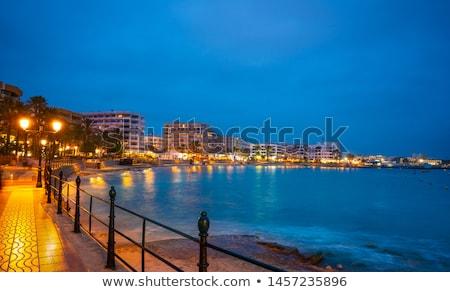 Marina porta barcos mediterrânico Foto stock © lunamarina