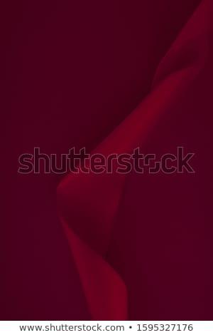 Absztrakt fürtös selyem szalag bor exkluzív Stock fotó © Anneleven
