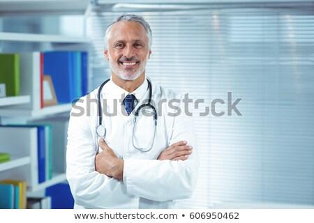 Kaukasisch mannelijke chirurg naar Stockfoto © wavebreak_media