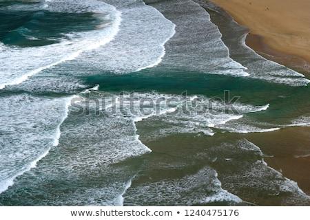 rip tides Stock photo © morrbyte