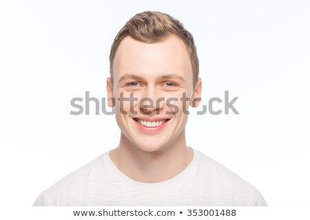 Young man elated Stock photo © Paha_L