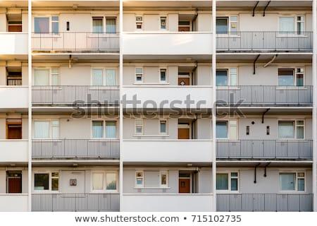 rent in blocks Stock photo © morrbyte