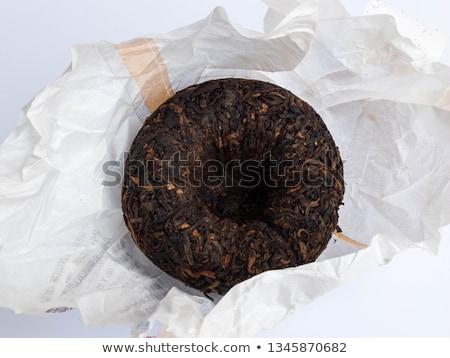 中国語 レンガ 茶 包装紙 スタジオ 写真 ストックフォト © prill