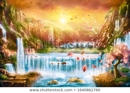Foto stock: Paisagem · tibete · montanhas · água · natureza · fundo