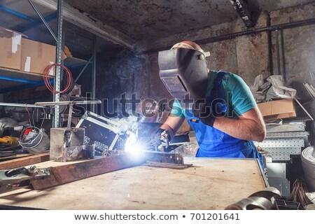 laranja · alto · tubo · textura · construção · tecnologia - foto stock © acidgrey