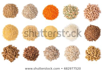 продовольствие сельского хозяйства диета здорового семян Сток-фото © deymos