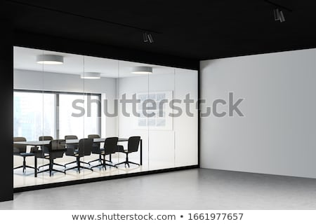 executive office seat or chair stock photo © ziprashantzi
