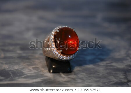 Vintage Opal Ring Stock photo © 2tun